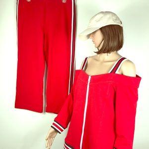 🚨pretty jacket & pants casual set 🚨